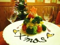 クリスマスサラダ