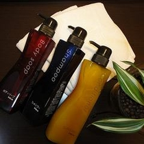 POLAのBodySoap、Shampoo、Conditioner