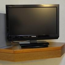 本館、19インチのデジタル液晶TV完備!!