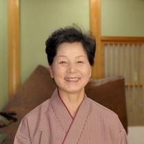 旅館 寛(Hiro)の大支柱! いつも笑顔♪ だ・け・ど、しっかり者。頼りになります!
