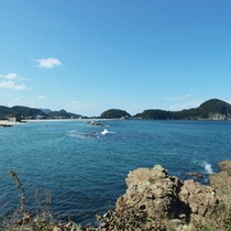 夏は海水浴やビーチ遊びがおすすめ!竹野浜。