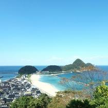 旅館 寛(Hiro)は、日本海・竹野浜にあります。
