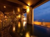 岩海の湯・大浴場