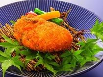 岩牡蠣・カキフライ
