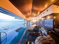 天海の湯・大浴場
