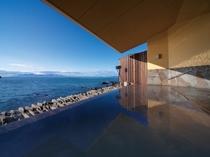 岩海の湯・露天風呂