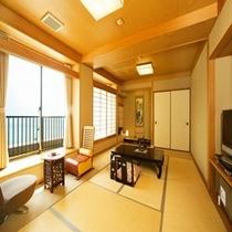露天風呂付客室701号室