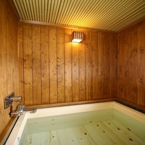 プレミアA・Bタイプの檜風呂 2