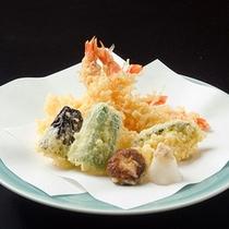 別注料理 海老天ぷら