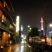 京都駅から徒歩7分♪