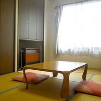 *【客室一例】落ち着いた雰囲気のなか、ごゆっくりお休みください。