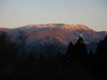 森 山 夕焼け2