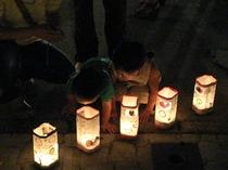 ■□夏□■飯山灯篭祭■□