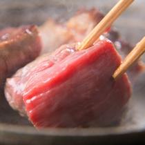 ◆陶板焼きステーキ◆
