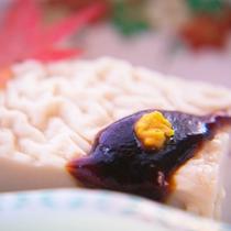 ◆ごま豆腐◆