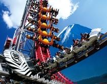 ◆観光スポット◆富士急ハイランド
