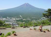 ◆観光スポット◆カチカチ山ロープウェイ