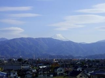 □景観□富士山 最上階