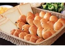 【朝食:パン】