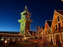 ◆観光スポット◆花と星空のテーマヴィレッジ ハイジの村