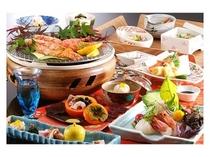 秋・カニ料理(懐石)