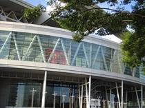 さいたまスーパーアリーナ:2000年竣工。コンサートや特に格闘技イベントが多い。使用目的によりムービ