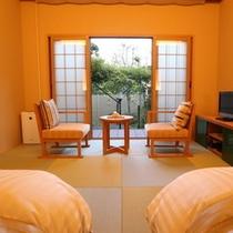 窓を開ければ美しき緑が映える和モダンのお部屋 『菫』