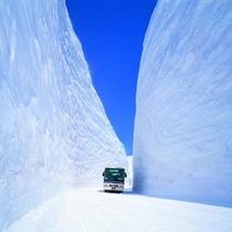 アルペンルート雪の大谷