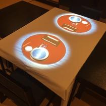 テーブルマッピング1