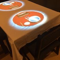 テーブルマッピング2