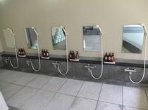 浴場 洗い場