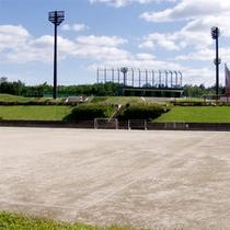 少年サッカー場