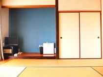 客室例:和室8畳【バスなし】