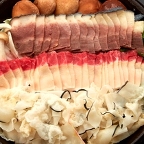 塩麹鍋 鯨