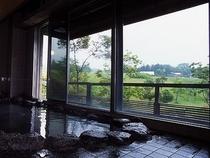 天然温泉 ホテル風の館 大浴場