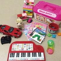ファミリープラン【おもちゃ一例】