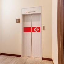 【EASTTOWER】エレベーターホール