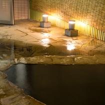 温浴施設「天然温泉りっかりっか湯」