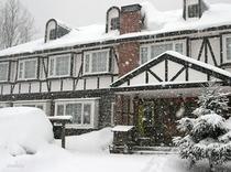 雪の日の「逢う日会うでい」