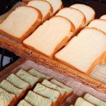 朝食ブッフェメニューの一例〜カリッとサクッと、『トースト』はいかがですか。