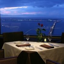 54F「スターゲイト」 〜関西空港を眺めながらのディナーは格別です♪〜