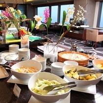 「スターゲイト」の朝食ブッフェ(イメージ)
