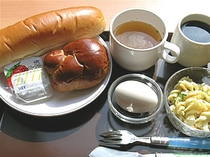 ★100円朝食の取り合わせ例★
