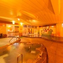 大浴場: 七福の湯(内風呂)