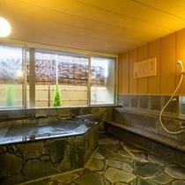 貸切風呂: 亀甲の湯