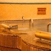 大浴場: 七福の湯(エステバス)