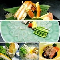 食事(冬): 5大味覚