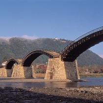 観光(山口県): 錦帯橋(岩国市)