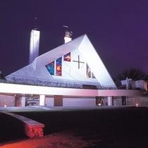 観光(山口市): 山口サビエル記念聖堂