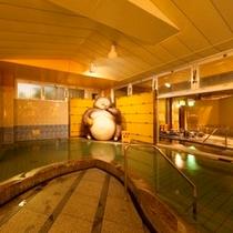 大浴場: おとぎ話の湯(内風呂)